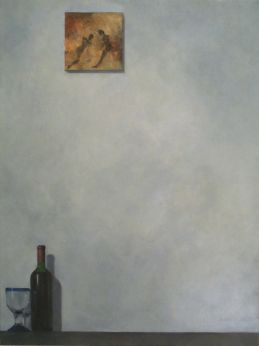 "s10, oil on linen, 48"" x 36"" (122 x 91 cm) , 2001"