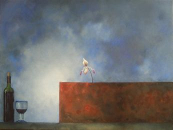 "s24, oil on linen, 36"" x 48"" (91 x 122 cm), 2002"
